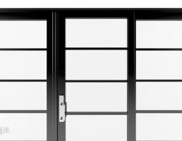 درب ورودی فلزی