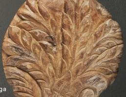 مجسمه چوبی رومیزی