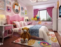 صحنه داخلی اتاق کودک
