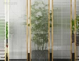 پارتیشن شیشه ای مدرن