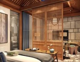 هتل سبک آسیایی 4