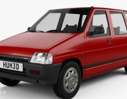 ماشین دوو تیکو سال 1993