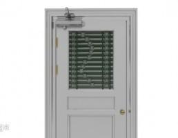 درب ضد زنگ