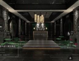 سالن پذیرش سبک چینی 6