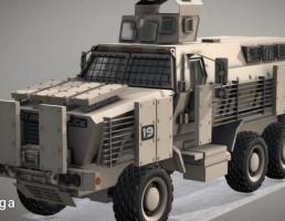 وسیله نقلیه زرهی-Caiman MRAP