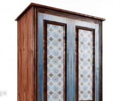 کمد دیواری چوبی