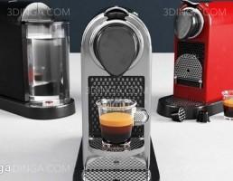 قهوه ساز Nespresso Citiz