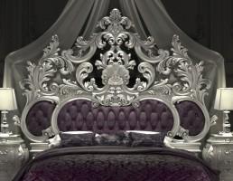 تختخواب کلاسیک Modenese Gastone