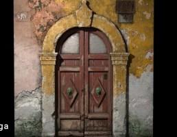 در قدیمی ایتالیایی