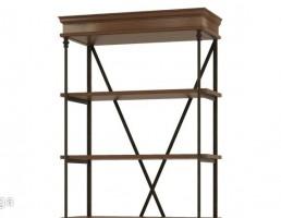 قفسه ایستاده چوبی (باکس)