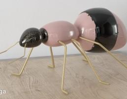 مورچه تزیینی رومیزی