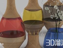 مدل سه بعدی دکوری