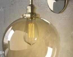 مدل سه بعدی لامپ تزیینی