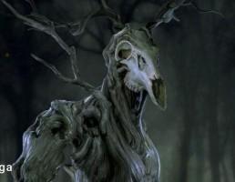 کاراکتر  روح جنگل