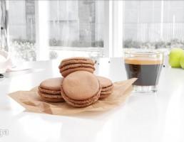 پنکیک + قهوه صبحانه