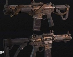 تفنگ M4A1