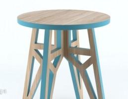 صندلی چوبی اپن