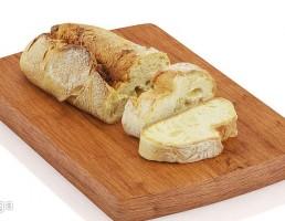 تخته برش + برش نان فانتزی
