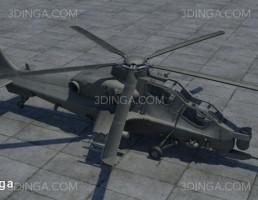 هلیکوپتر نظامی Z-10W