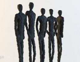 مجسمه مردان