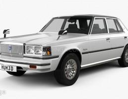 ماشین تویوتا تاج سدان  سال 1979