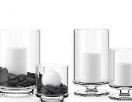 شمع + شمعدان