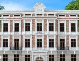 ساختمان کلاسیک اروپایی