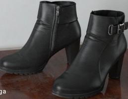 کفش نیم پوتین زنانه