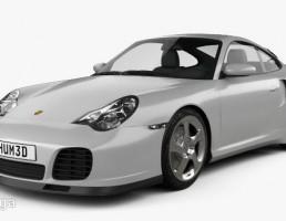 ماشین پورشه مدل 911 Turbo Coupe