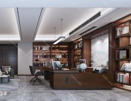 صحنه داخلی اتاق مدیریت