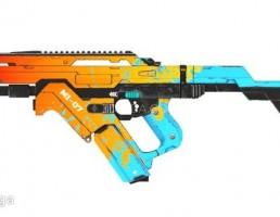 اسلحه SMG MI-07