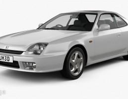 ماشین هوندا مدل Prelud BB5 سال 1997
