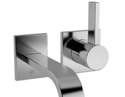 2 شیر حمام دیواری DornBracht