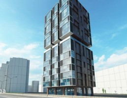 ساختمان شهری
