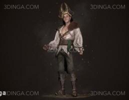 دزدان دریایی لوکی