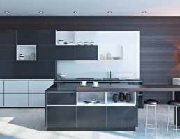 ست آشپزخانه مدرن AlnoSara