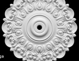 گچبری سقفی کلاسیک