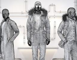 فروشگاه لباس مردانه زمستانی