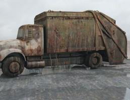 کامیون فرسوده