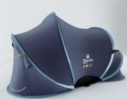 چادر تک نفره ورزشکاران