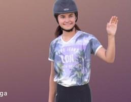 کاراکتر بچه ورزشکار
