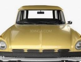 ماشین فورد Taunus سال 1957