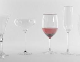 انواع لیوان شراب خوری