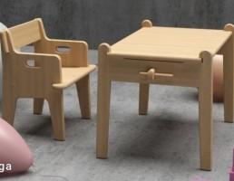 ست میز + صندلی کودک