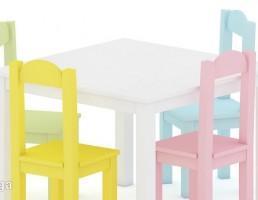 ست میز + صندلی اتاق کودک
