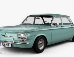 ماشین شورلت Corvair سدان سال 1960