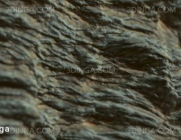 تکسچر PBR صخره صحرا