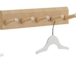چوب رخت + رخت آویز