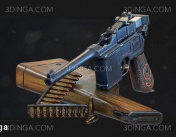 تفنگ ماوزر C96