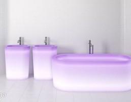 وان + روشویی حمام